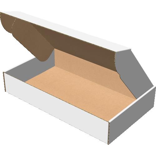 "Самосборная коробка 352х202х62 мм, Т-22 ""Е"" белый"