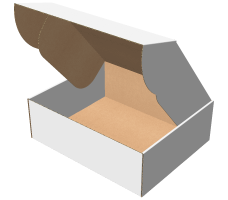 "Самосборная коробка 360х296х120 мм, Т-22 ""Е"" белый"