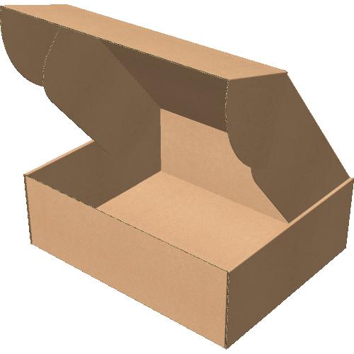 "Самосборная коробка 360х296х120 мм, Т-22 ""Е"" бурый"