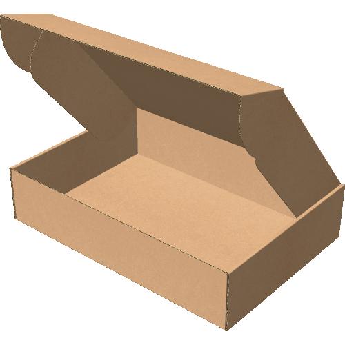 "Самосборная коробка 400х280х90 мм, Т-22 ""Е"" бурый"