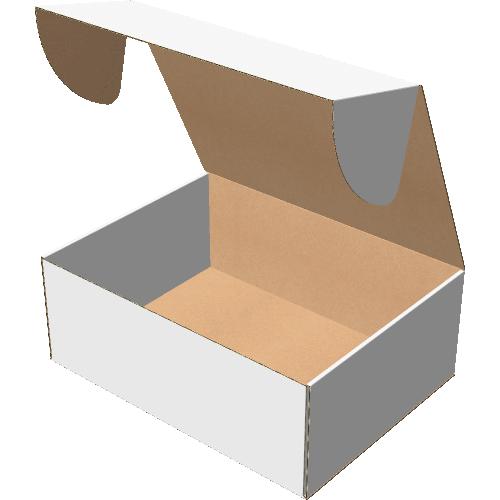 "Самосборная коробка 400х300х150 мм, Т-22 ""Е"" белый"