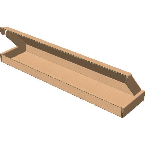 "Самосборная коробка 530х120х30 мм, Т-22 ""В"" бурый"