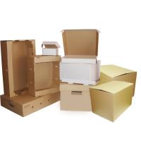 Упаковка из гофрокартона: преимущества и особенности